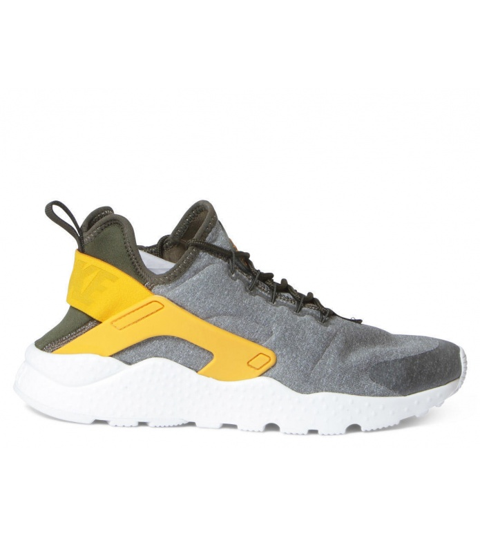 Nike Nike W Shoes Air Huarache Run Ultra grey dark loden/dark loden