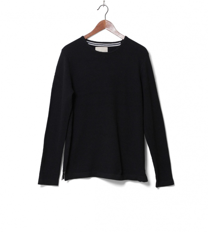 Revolution Knit Pullover 6003 black S