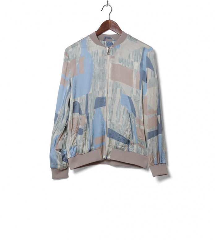 MbyM W Jacket Chilly multi cassia print S