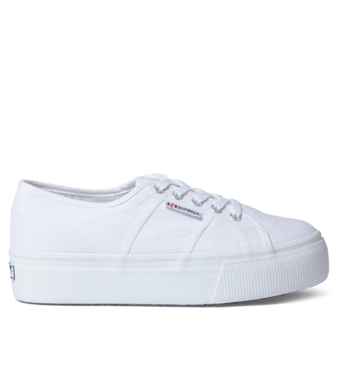 Superga Superga W Shoes 2790 Acotw Linea Up And Down white
