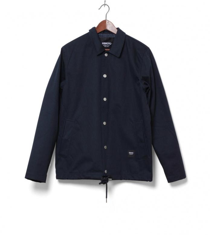 Wemoto Jacket Mika blue navy S