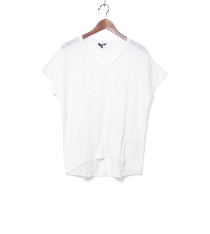 MbyM W T-Shirt Sabrina white
