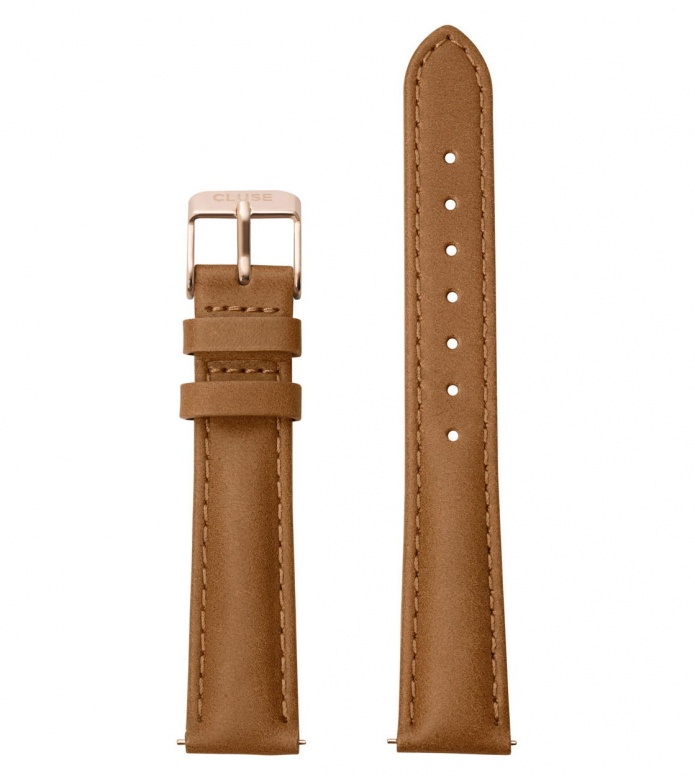 Cluse Cluse Strap Minuit brown caramel/rosegold