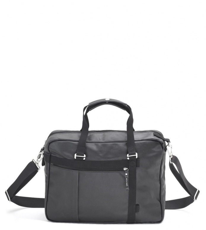 Qwstion Qwstion Bag Office Tote organic jet black