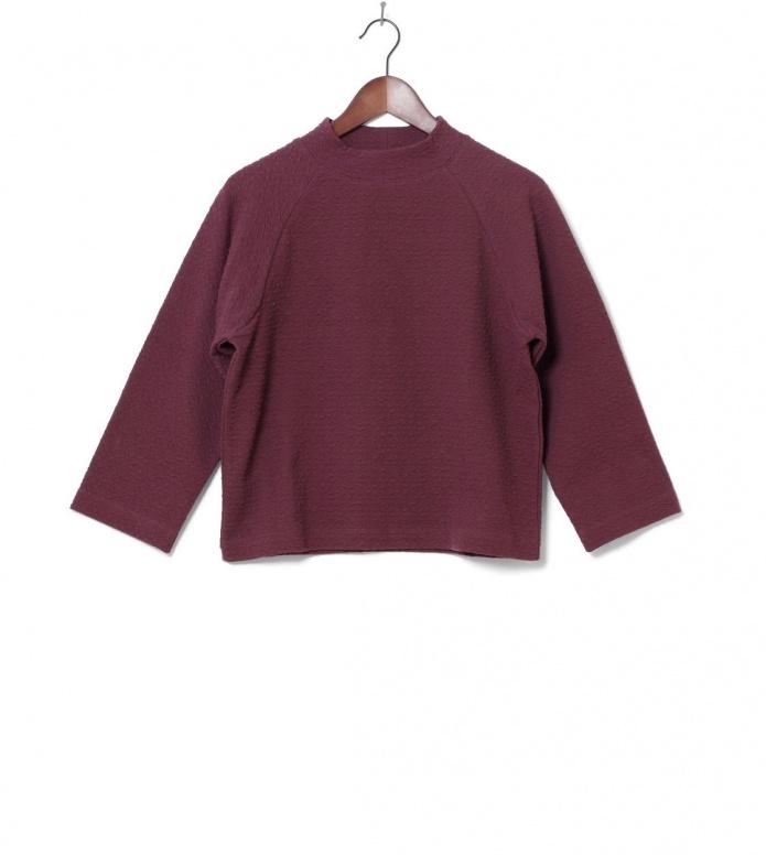 Selected Femme Pullover SFart purple mauve wine XS