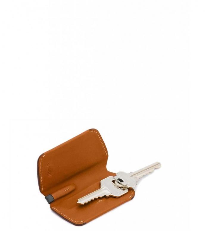 Bellroy Bellroy Key Cover brown caramel