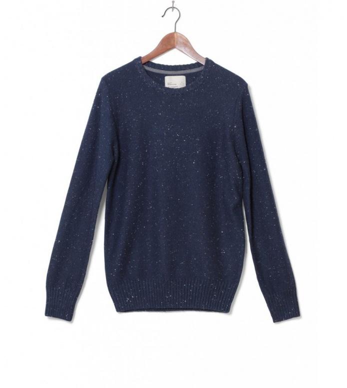 Revolution Knit Pullover 6001 blue dark