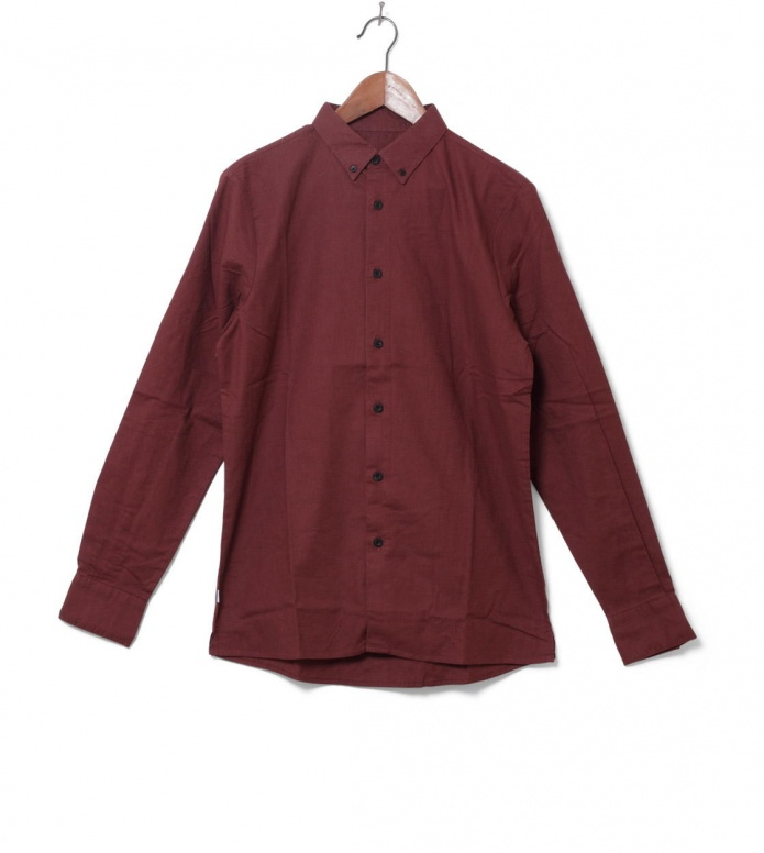 Revolution Shirt 3004 red bordeaux XL