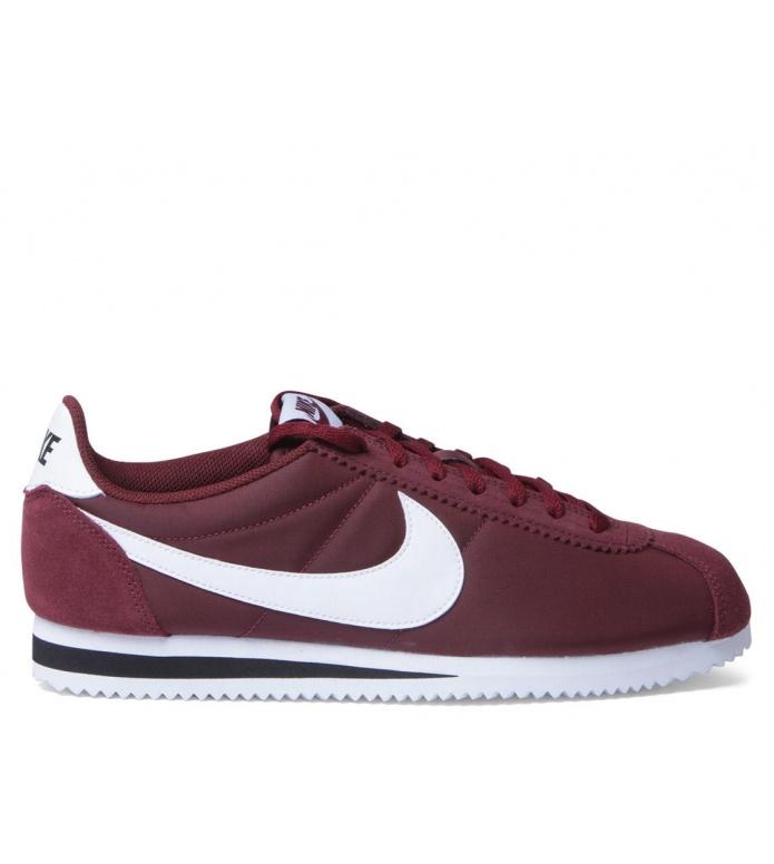 Nike Nike Shoes Classic Cortez Nylon red dark team red/white-black