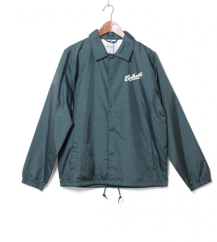 Carhartt WIP Jacket Coach green parsley S