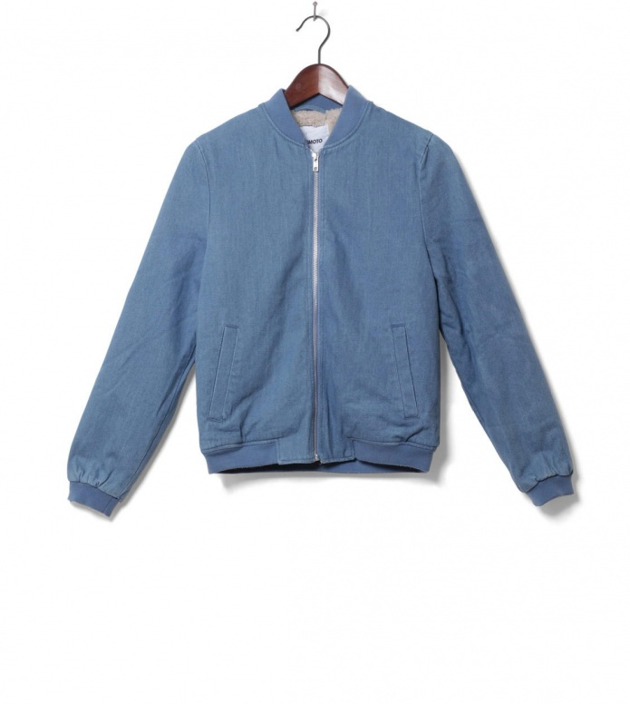 Wemoto W Winterjacket Joseph blue denim XS