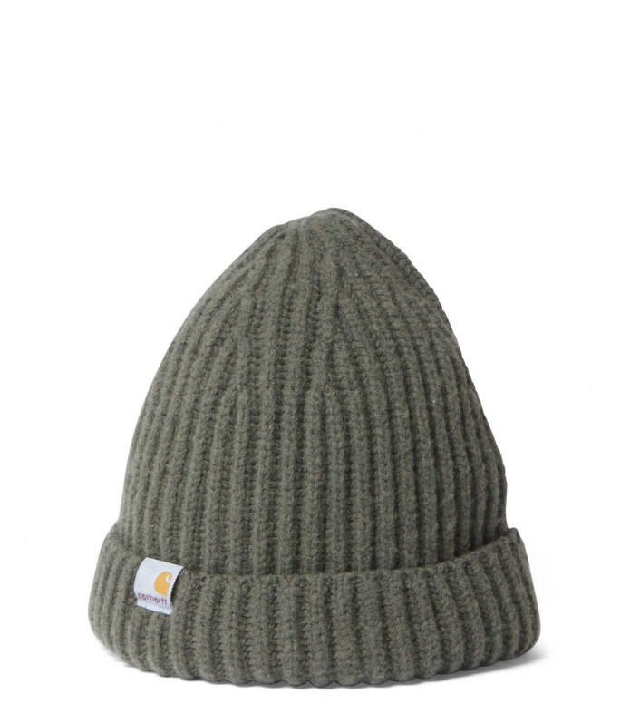 Carhartt WIP Beanie Shelby green cypress heather