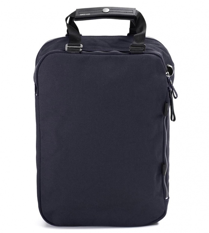 Qwstion Qwstion Bag Daypack organic midnight blue