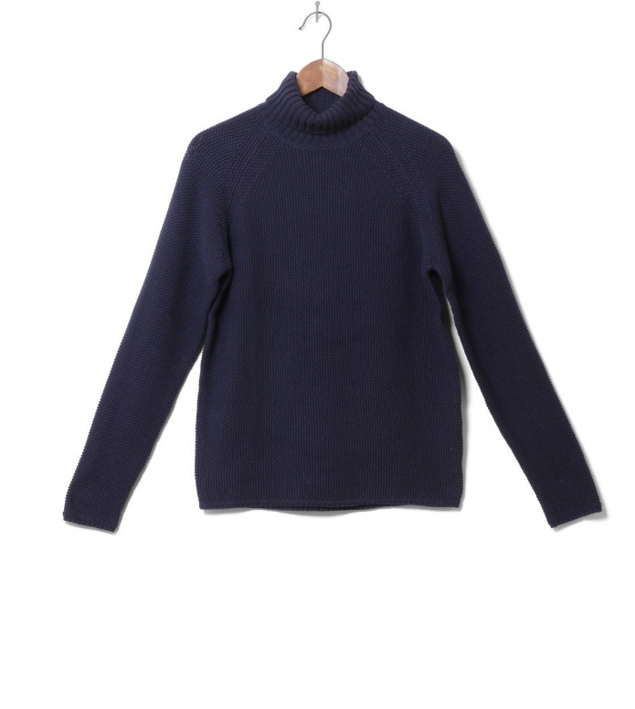 Revolution Knit Pullover 6463 blue navy S