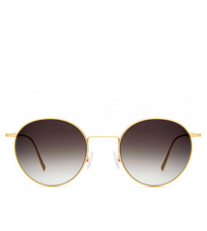 Viu Viu Sunglasses Spirited satin gold mat
