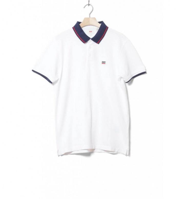 Levis Polo Breaker Logo white sportswear M