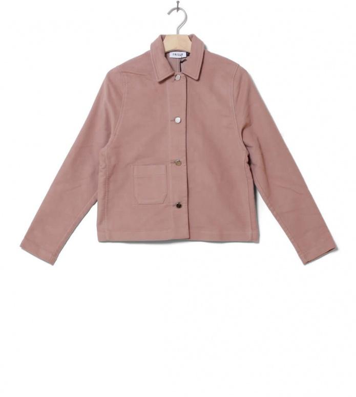 Frisur W Jacket Ata pink brushed rose XS