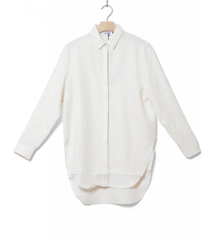 Frisur W Shirt Shila white fluid XS