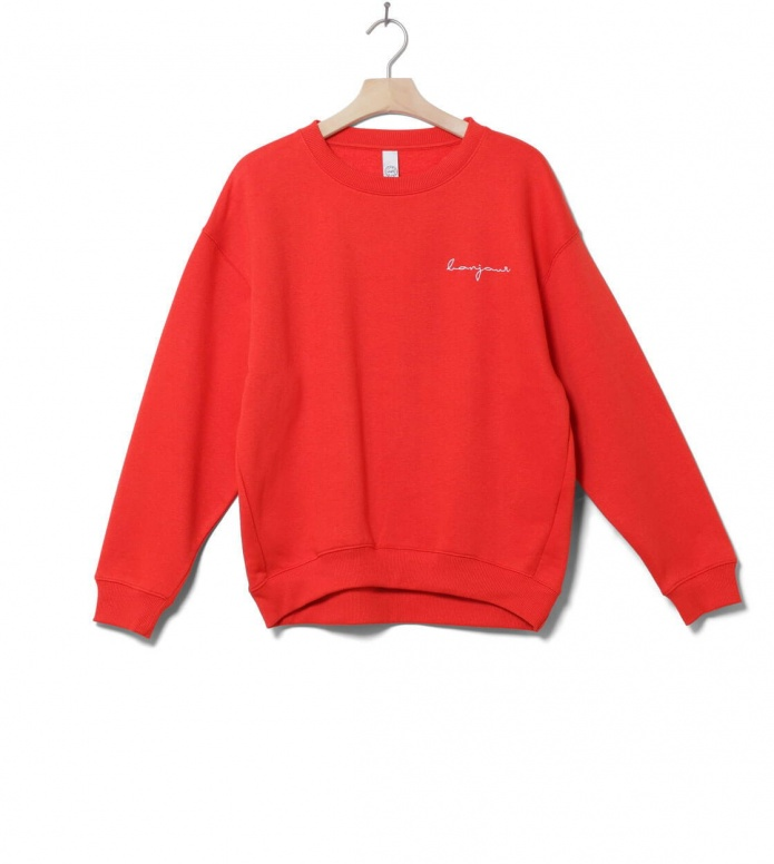 MbyM W Pullover Rien Weekend red