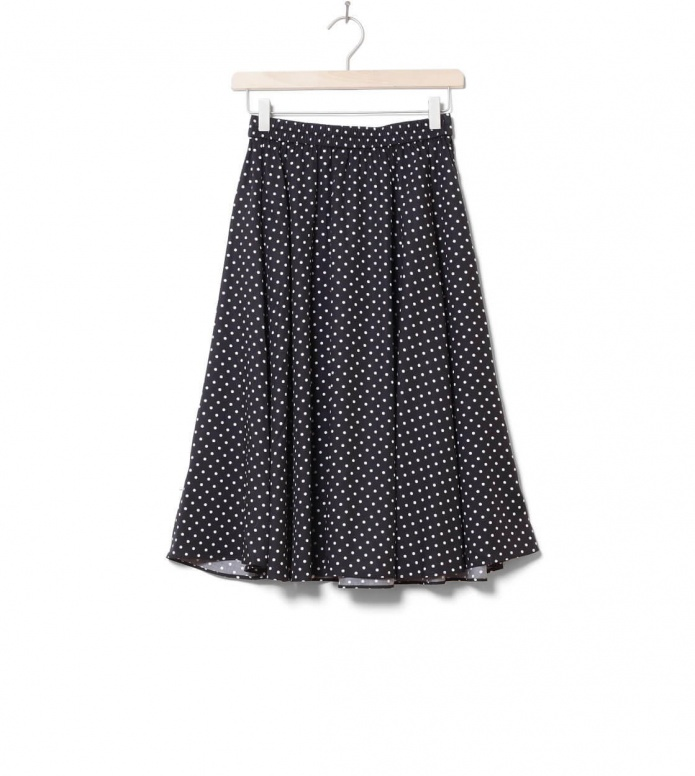 Selected Femme Skirt Sfmillado black/snow white dot XS