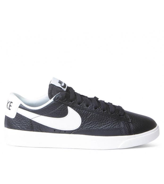 Nike Nike W Shoes Blazer Low PRM black/ivory