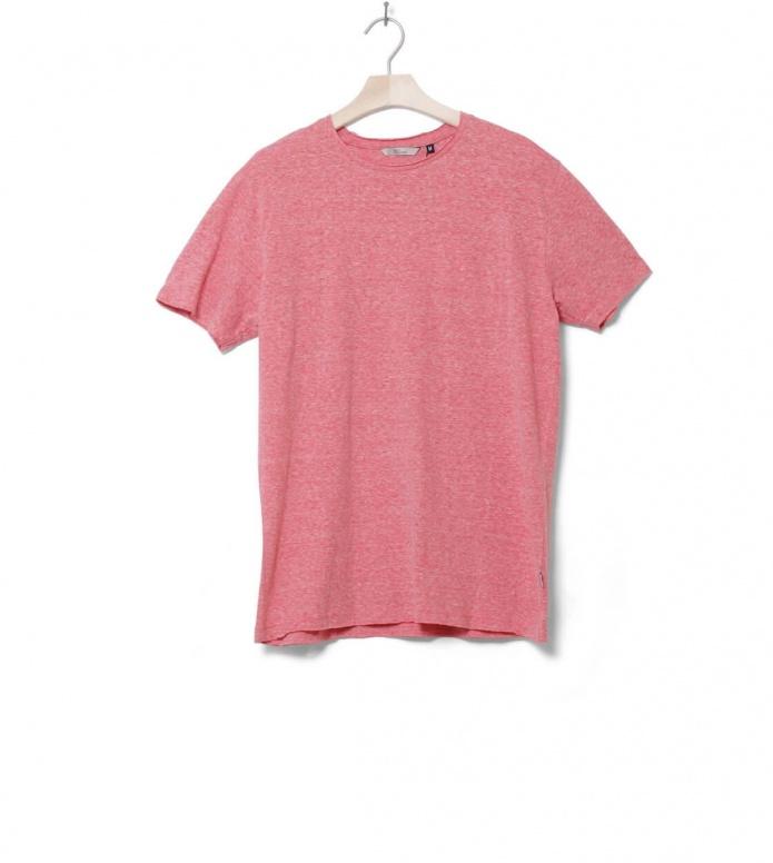 Revolution T-Shirt 1003 red-melange L
