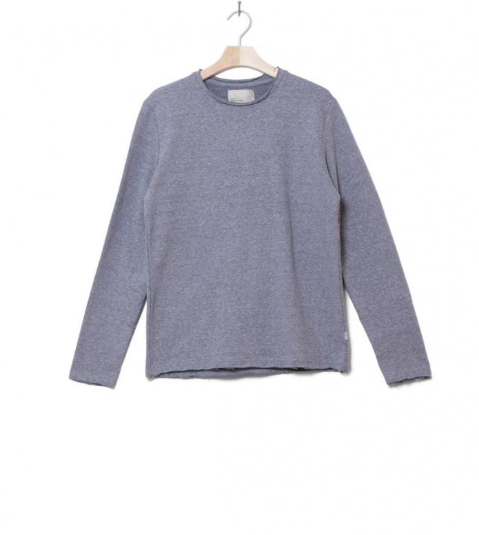 Revolution Sweater 2003 blue navy-melange XL