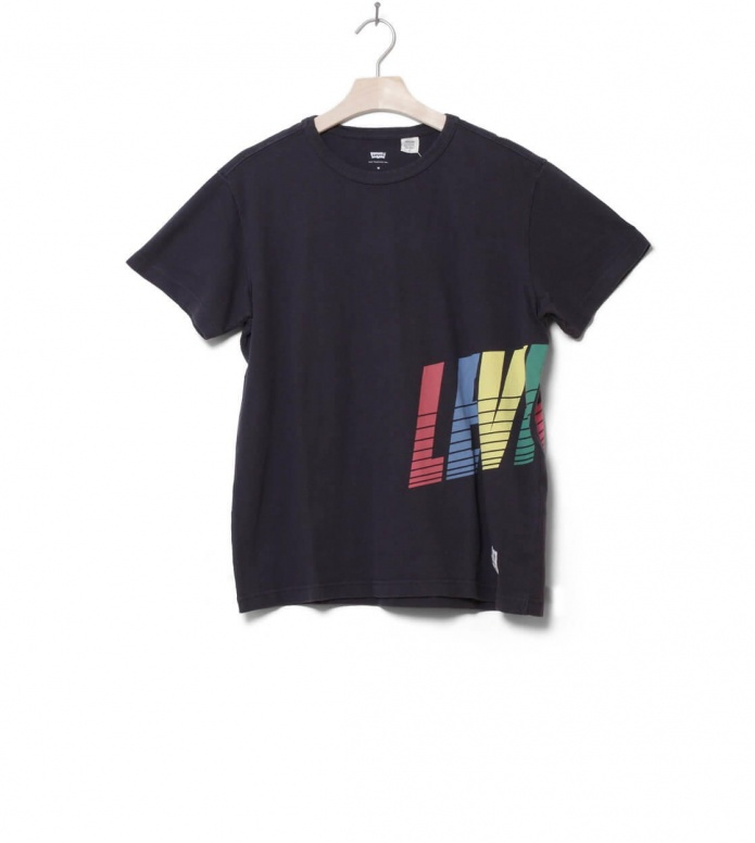 Levis T-Shirt Mighty Graphic Logo black