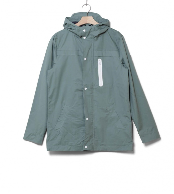 Revolution Jacket 7002 green L