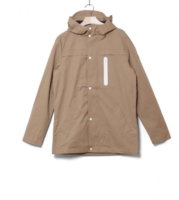 Revolution Jacket 7002 brown khaki XL