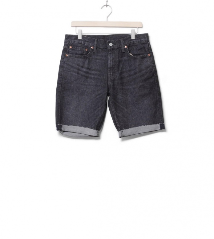 Levis Shorts 511 Slim Cutoff black bloke 30