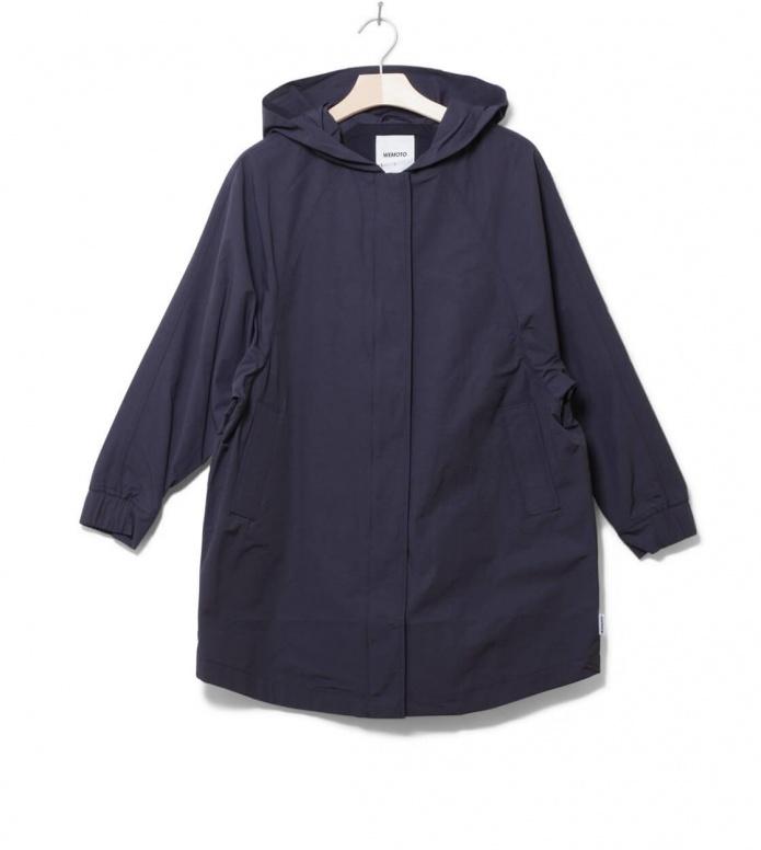Wemoto W Jacket Karla blue dark navy