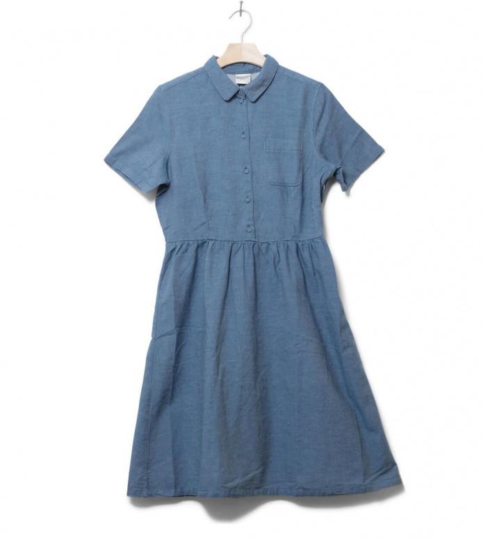 Selected Femme Dress Sftaylor blue medium denim XS