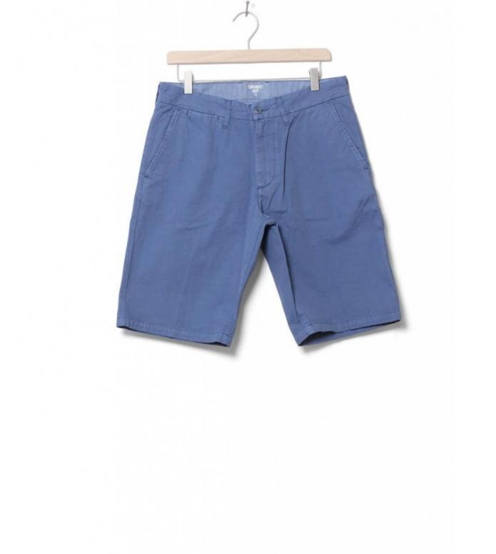 Carhartt WIP Shorts Johnson blue iris 31
