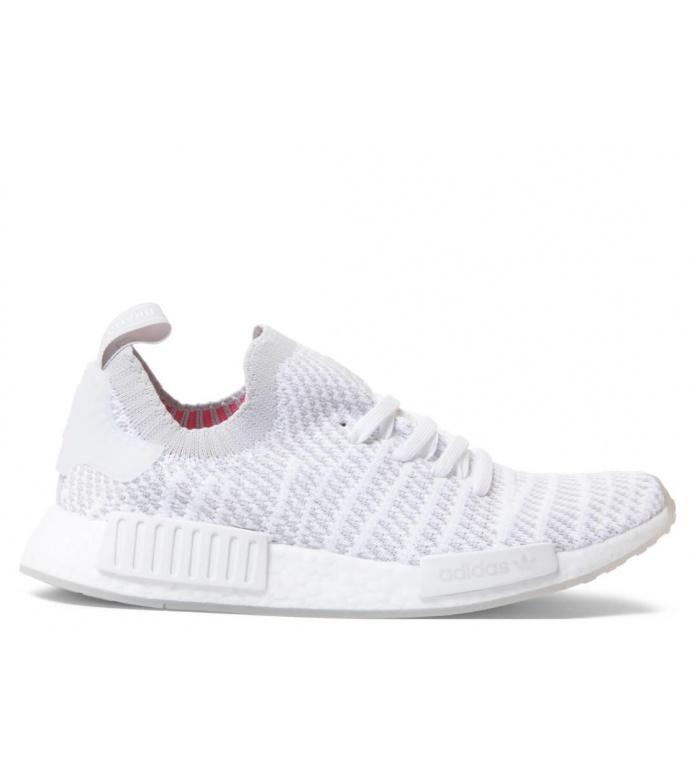 adidas Originals Adidas Shoes NMD R1 STLT PK white footwear/grey one/soft pink