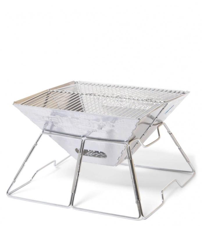 Carhartt WIP Carhartt WIP BBQ Grill silver steel