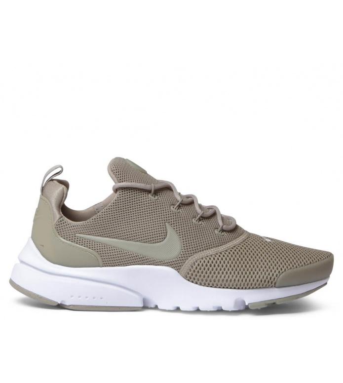 Nike Nike Shoes Presto Fly green khaki/khaki white