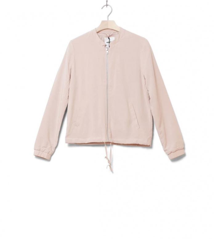 Wemoto W Jacket Ray pink powder