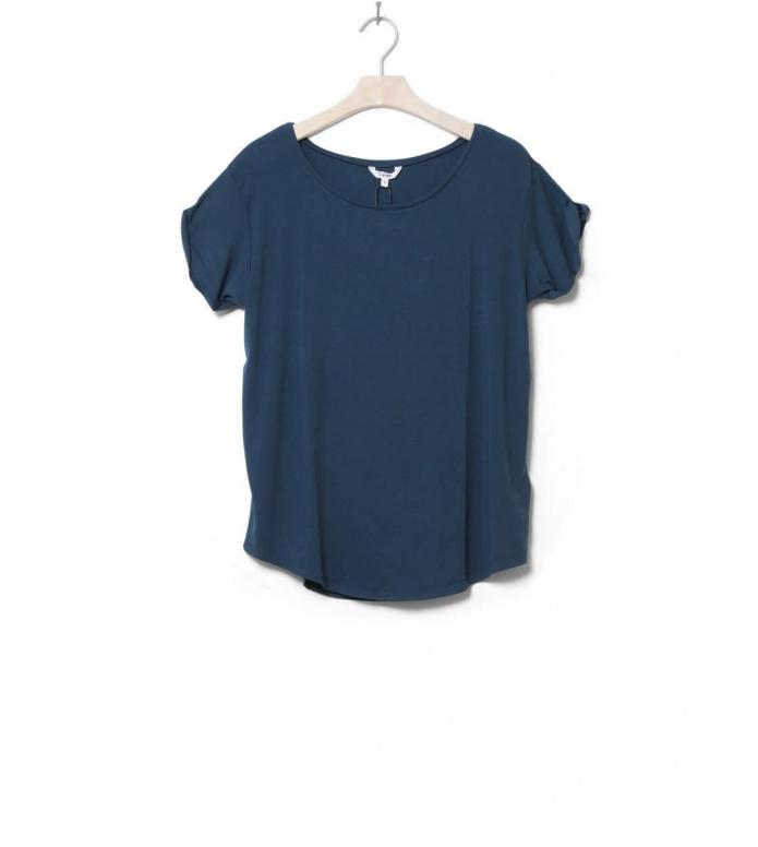 MbyM W T-Shirt Nisha blue deep lake