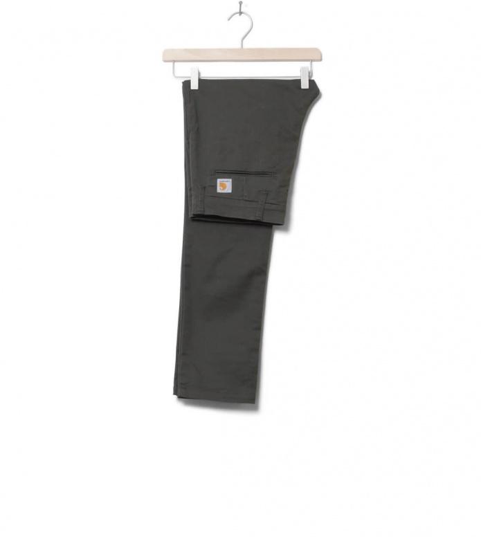 Carhartt WIP Pants Sid Lamar green cypress rinsed 30/32
