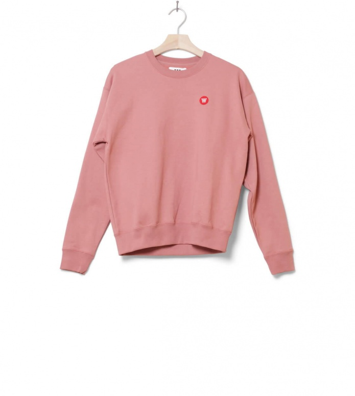 Wood Wood W Sweater Jess pink dark rose
