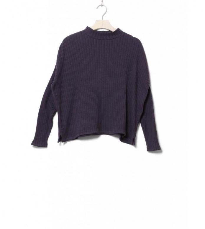 Sessun W Pullover Kotibe blue purple indigo S