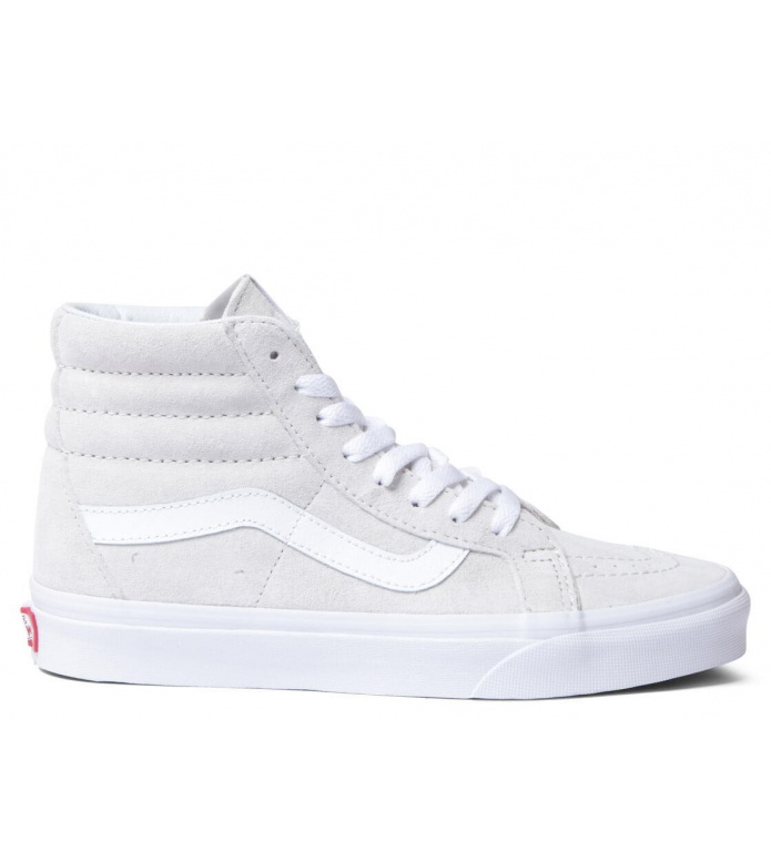 Vans W Shoes Sk8 Hi Reissue grey moonbeamtrue white