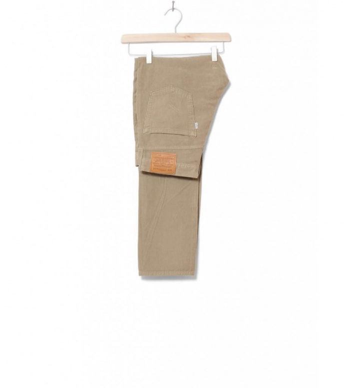 Levis Jeans 511 Slim Fit beige lead gray 30/32