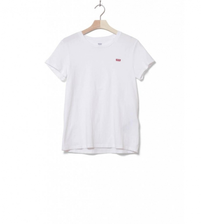 Levis W T-Shirt Perfect Tee white XS