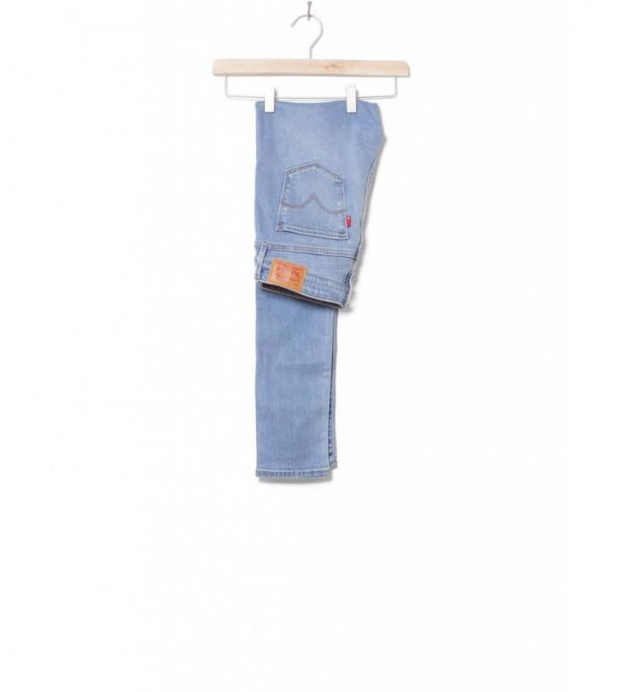 Levis W Jeans 711 Skinny blue thirteen