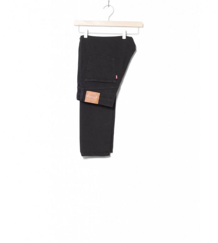 Levis W Jeans 501 Skinny black heart 25/30