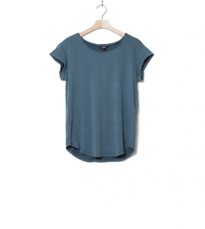 MbyM W T-Shirt Nisha Rai blue deep lake L