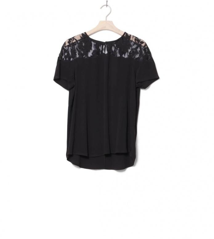 MbyM W T-Shirt Jua Lace black