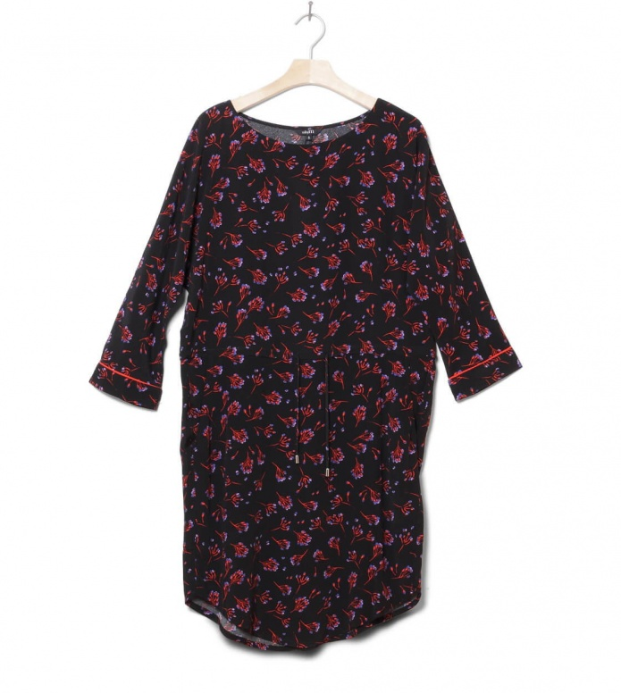 MbyM W Dress Hellena black lilli print XS